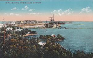 Bermuda Ireland Island H M Dockyard