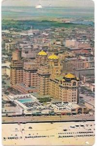 US Hotel - Motel - Traymore Hotel, Atlantic City, New Jersey