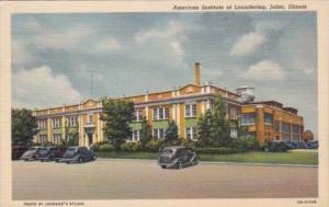 Illinois Joliet American Institute Of Laundering Curteich