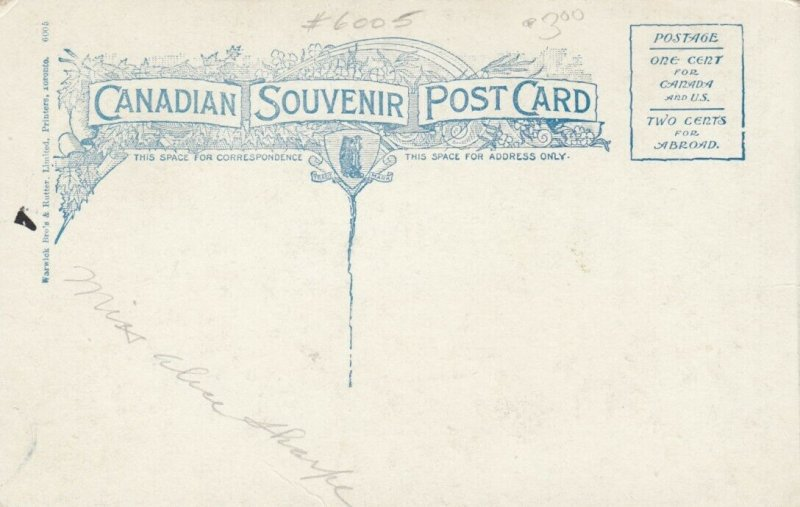 GUELPH , Ontario, Canada, 1900-10s ; St Joseph's Hospital
