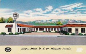 Nevada Mesquite Hughes Motel sk2080