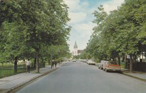 West Street , CORNER BROOK , Newfoundland , Canada , 50-60s