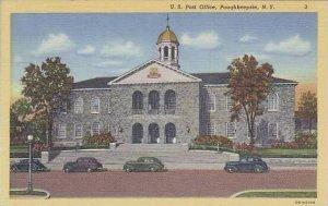 New York Poughkeepsie U S Post Office