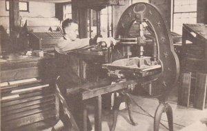 Massachusetts Sturbridge Print Shop Old Sturbridge Village