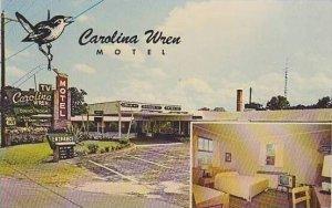 South Carolina Orangeburg Carolina Wern Motel