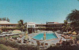 KEY WEST , Florida , 50-60s ; Southernmost Motel