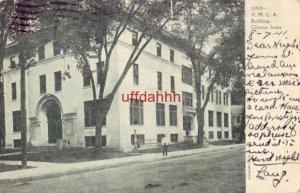 PRE-1907 Y.M.C.A. BUILDING CLINTON, IA 1911