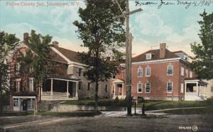 New York Johnstown Fulton County Jail