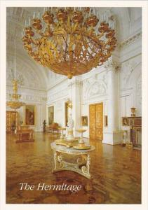 Russia Saint Petersburg The White Hall Architect Alexander Briullov 1840s