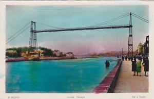 RP: Bilbao , Puente Vizcaya , Spain, PU-1910