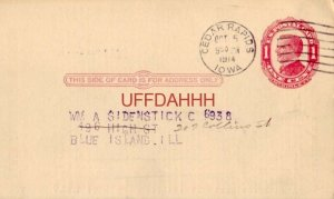 1914 MUTUAL BENEFIT DEPT Railway Conductors of America Thos Bailey F Quinn Death