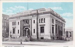 Post Office, Carbondale, Pennsylvania,  00-10s