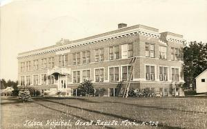 RPPC of the Itasca Hospital in Grand Rapids Minnesota MN 1931