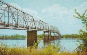 Alabama Huntsville Clement Clay Bridge Across Tennessee River