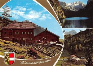 Zwieselalm Gosauschmied Gosausee Salzburg Gasthaus Hotel Lake Mountain