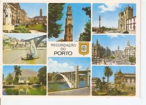 Postal 034022 : Porto (Portugal). Diversos aspectos