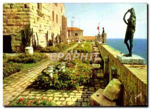 Modern Postcard Antibes Le Chateau Musee Picasso