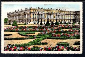 Le Palais et les Parterres,Versailles,France BIN