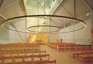 SWEDEN, PU-1971; Haparanda Kyrka interior