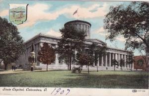 Ohio Columbus State Capitol