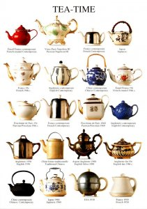Atelier Nouvelles Images Tea Time