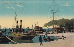 ISMAILIA , Egypt , 00-10s : Lac Timsah
