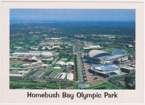 HOMEBUSH BAY OLYMPIC PARK SYDNEY AUSTRALIA