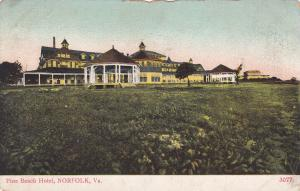 NORFOLK, Virginia, 00-10s; Pine Beach Hotel