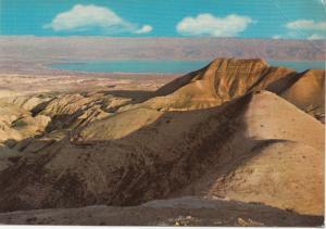 The Dead Sea, Jordan, unused Postcard