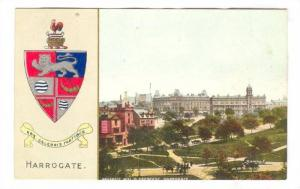 Prospect Hill & Crescent, Harrogate (Yorshire), England, UK, 1900-1910s