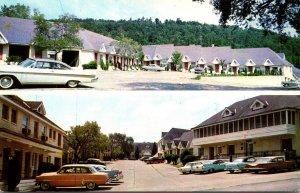 Arkansas Hot Springs The Romer Hotel Court