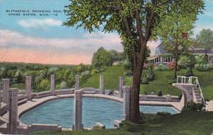 Michigan Grand Rapids Blythefield Swimming Pool