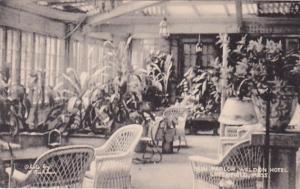 Massachusetts Greenfield Weldon Hotel Sun Parlor