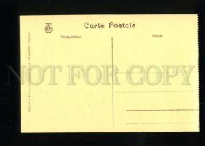 155345 Belgium TOURNAI Gare RAILWAY Station Vintage postcard