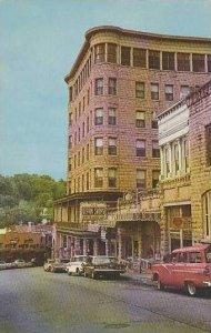 Arkansas Eureka Springs Basin Park Hotel