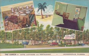Florida Jacksonville The Ranch Hotel Cottages and Restaurant Multi View