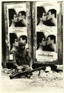 CPM B90 BOB DEAR LOVE AND WAR 1983 (d1304)
