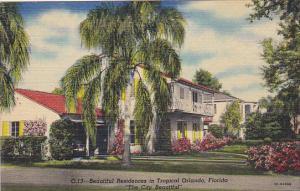 Beautiful Residences In Orlando Florida Curteich