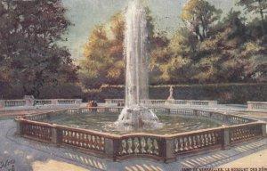 Parc De VERSAILLES, France, 19007 ; Le Bosquet Des Domes ; TUCK 944 P No. 12