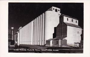Real Photo King Midas Flour Mill Hastings Minnesota