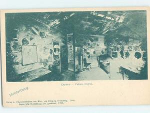 Pre-1907 CARCER - PALAIS ROYAL Heidelberg Germany F5221