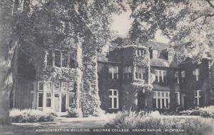 Michigan Grand Rapids Administration Building Aquinas College Artvue
