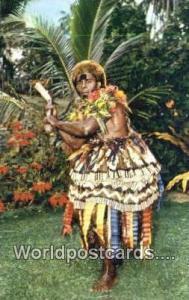 Fiji, Fijian Club Dancer  Club Dancer