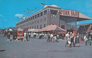 York Fair, Game Stands, YORK, Pennsylvania, 40-60's