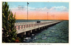 Floriida  St Petersburg  Gandy Bridge