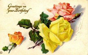 Greeting - Birthday     Artist: Catherine Klein