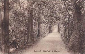 Addison's Walk, Oxford (Oxfordshire), England, UK, 1900-1910s