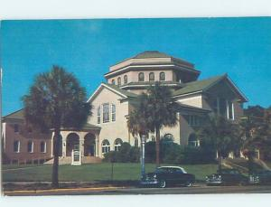 Pre-1980 CHURCH SCENE Clearwater - Near Tampa Florida FL G4067