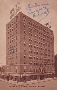 Hotel Reich, Gadsden, Alabama, 00-10's