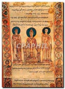 Postcard Modern Bari Exultet Commemorazione del Clergy